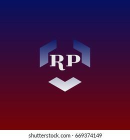 R P Logo