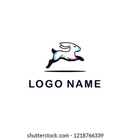 Rabbit Logo For any business company
