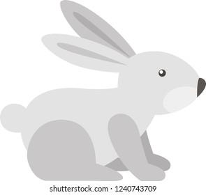 Bunny Rabbit Cartoon Stock Illustrations Images Vectors