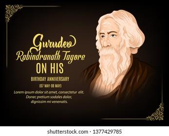 Rabindranath Tagore Jayanti holiday celebration