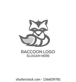 RACCOON LOGO CONCEPT