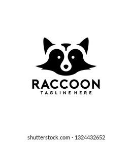 Raccoon Logo Design