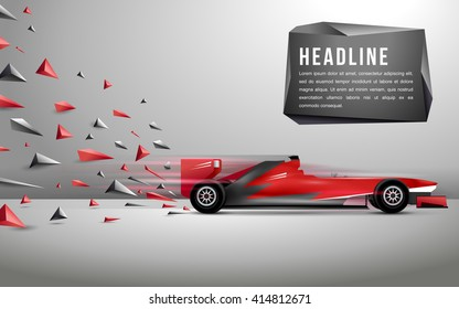 Car Racing Background Images Stock Photos Vectors