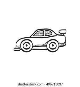 Car Drawing Images, Stock Photos & Vectors | Shutterstock on