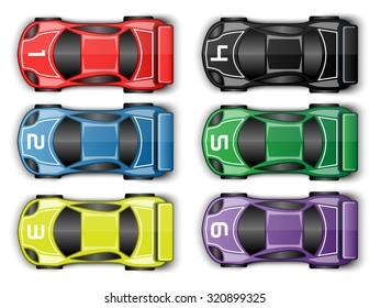 RACE CARS TUNING