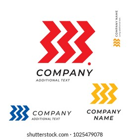 Race Tire Logo Speed Emblem Shape Modern Simple and Clean Identity Brand Icon Symbol Concept Set Template Vector