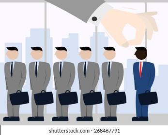 Racial discrimination at work