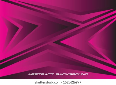racing background design with a black pink background with gradient