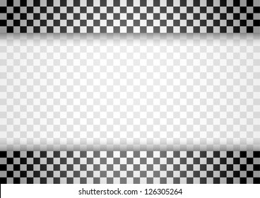 Racing Background, vector illustration 10eps