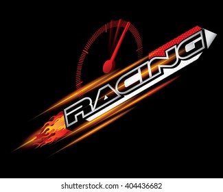 Racing Logo Images Stock Photos Vectors Shutterstock