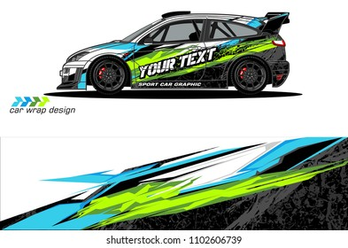racing graphic background for car and other vehicles vinyl wrap