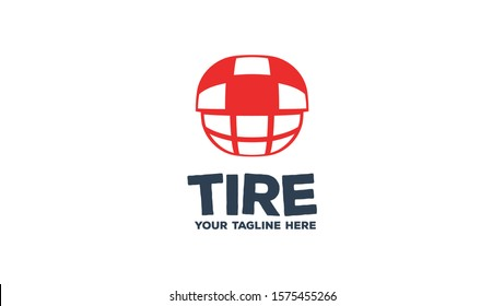 the racing wheel logo can be for tire companies