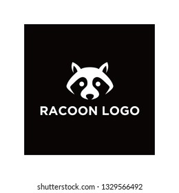racoon logo design inspiration