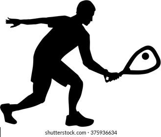racquetball images stock photos vectors shutterstock rh shutterstock com racquetball clipart free