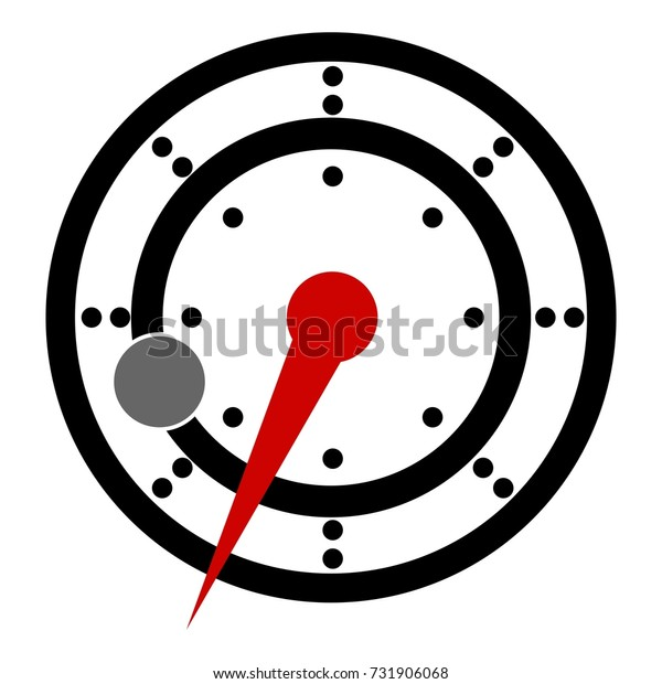 radar logo vector