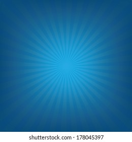 Radial background vector illustration.
