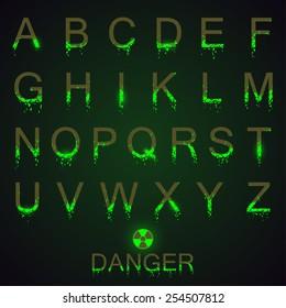 Radiation alphabet