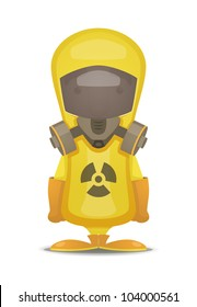 Radiation Protection Suit