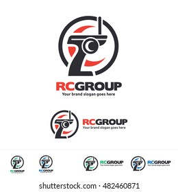 Radio control vehicle group logo.