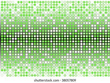Radioactive dots