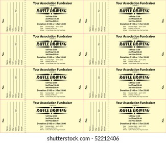raffle ticket images stock photos vectors shutterstock