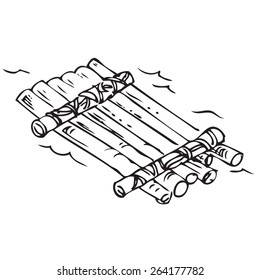 Raft Doodle
