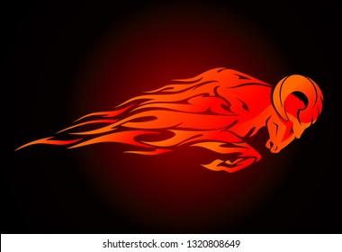 Raging Ram Fury Fire