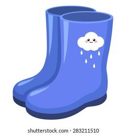 cartoon boots images stock photos vectors shutterstock