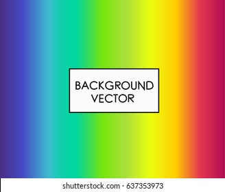 rainbow background color vector by illustration.