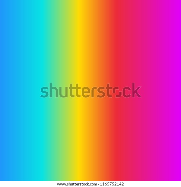 Rainbow Background Wallpaper Rainbow Joyful Template Stock Vector Royalty Free 1165752142
