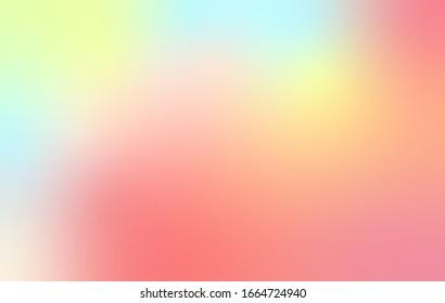 Pastel Rainbow Gradient Images Stock Photos Vectors Shutterstock