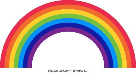 Rainbow Cartoon High Res Stock Images Shutterstock