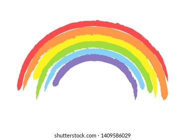 Rainbow pride flag include of Lesbian, gay, bisexual, and transgender flag of LGBT organization. Lgbt concept against homosexual discrimination. Set of vector illustration