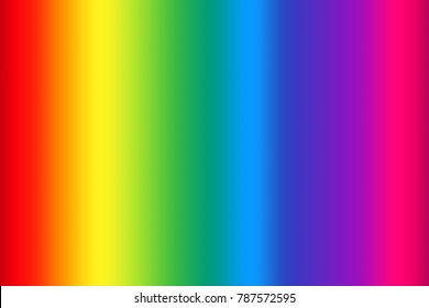 Rainbow stripped background. Colorful gradient mesh