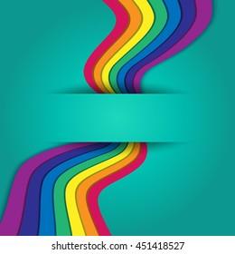 rainbows spectrum  background