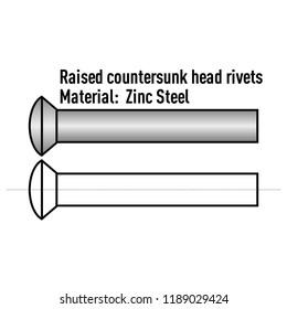 Countersunk Images, Stock Photos & Vectors   Shutterstock