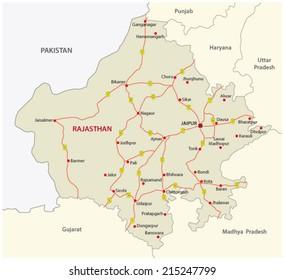 Punjab Map Images, Stock Photos & Vectors | Shutterstock