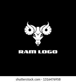 Ram logo, mascot team
