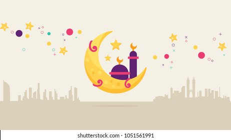Ramadan 2018 Background