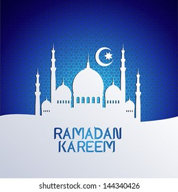 ramadan backgrounds vector