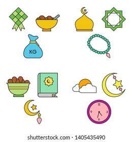 Ramadan Icon Vector Illustration Design