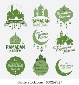Ramadan karrem means Ramadan the Generous Month