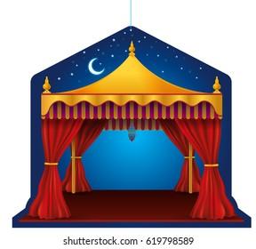 Ramadan Tent hanger