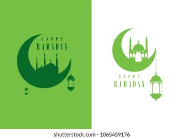 Ramadan units vector logo