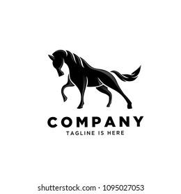 rampage horse logo