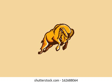 rams mascot