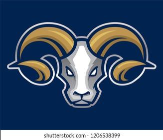 Rams Team Logo