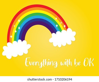 Ranbow everthing will be OK