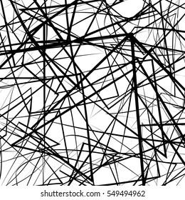 Random lines abstract texture