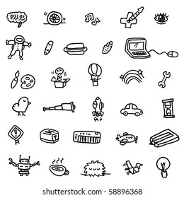 Random Objects Images, Stock Photos & Vectors | Shutterstock